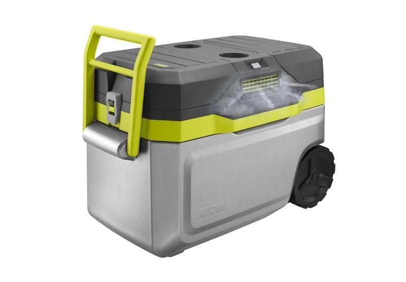 Ryobi Launches 18V One+ Cooling Cooler 1