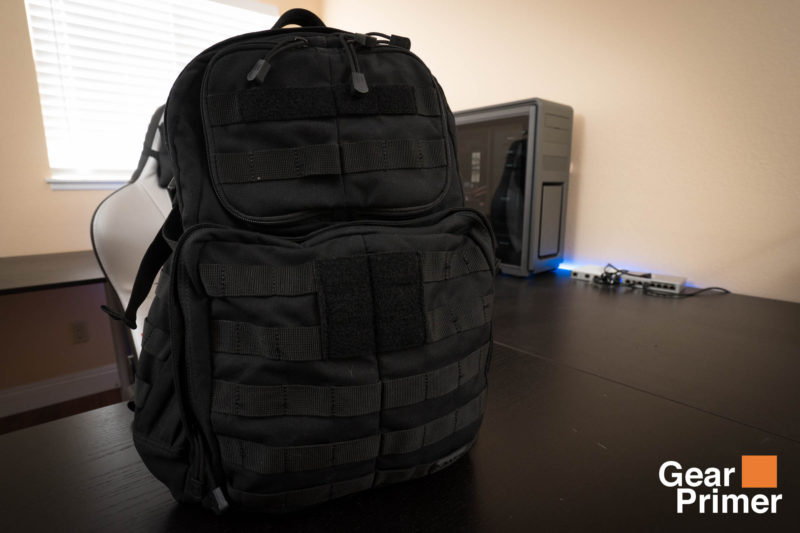 5.11 Tactical Rush 24 Review 1