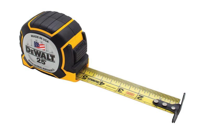 DEWALT Launches XP Tape Measure DWHT36225 1