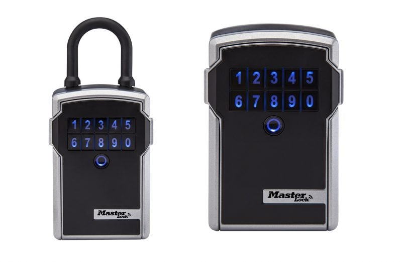 Master Lock Announces New Bluetooth Lock Boxes 1