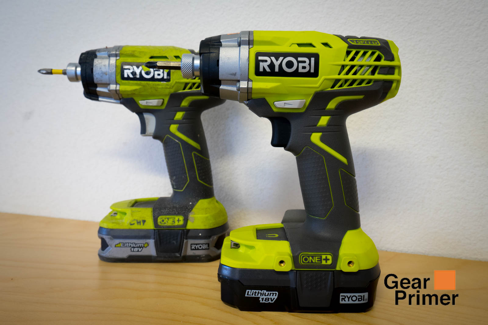 As Far The Design New Ryobi P237 Front Looks An Awful Lot Like P236 Back