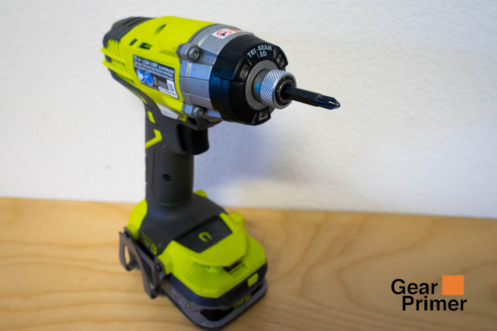 When Ryobi Released Their New 18v Tool Lineup Last Year One Of The More Exciting Releases Was P237 3 Sd Impact Driver