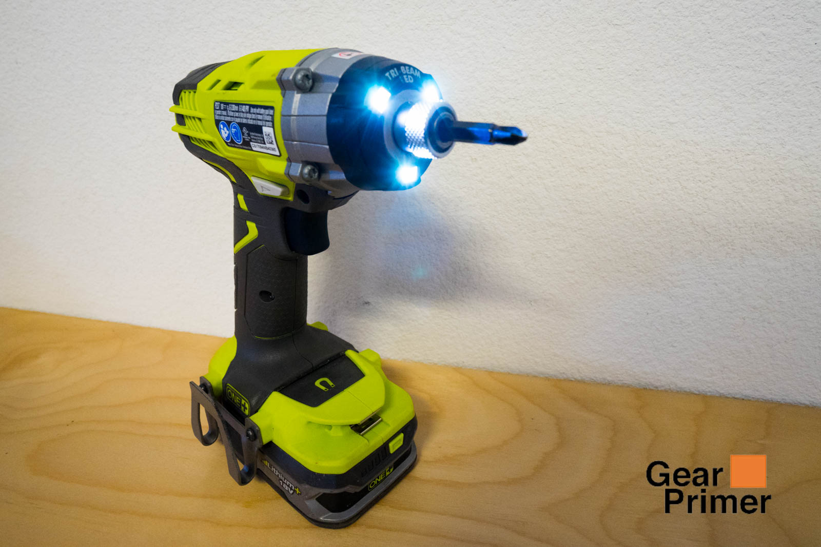 Ryobi P237 Review | Impact Driver | 18 Volt ONE+ 3-Speed 6