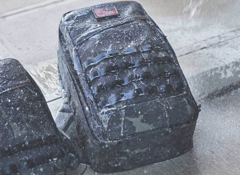Water-Resistant vs Waterproof and Your Backpack 1