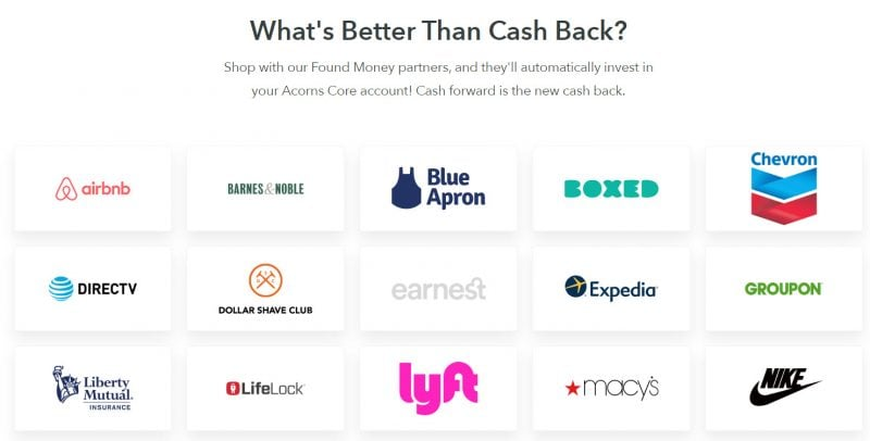Acorns Review: One Year Investment Results 5