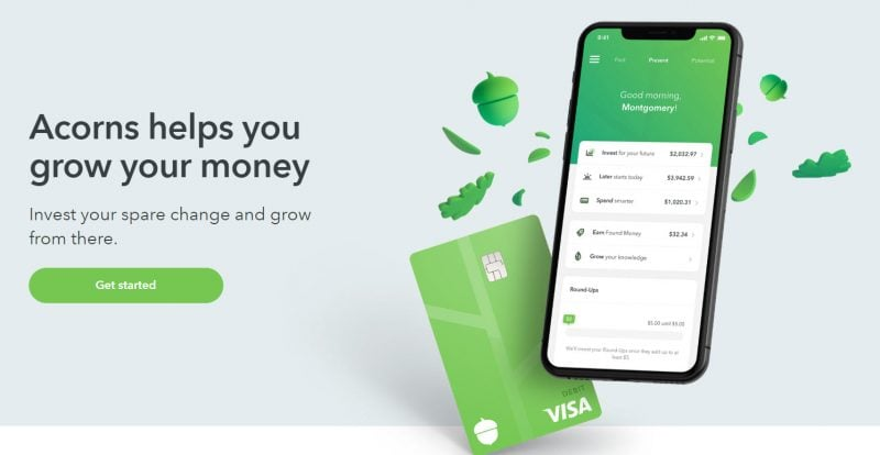 Acorns Review: One Year Investment Results 1