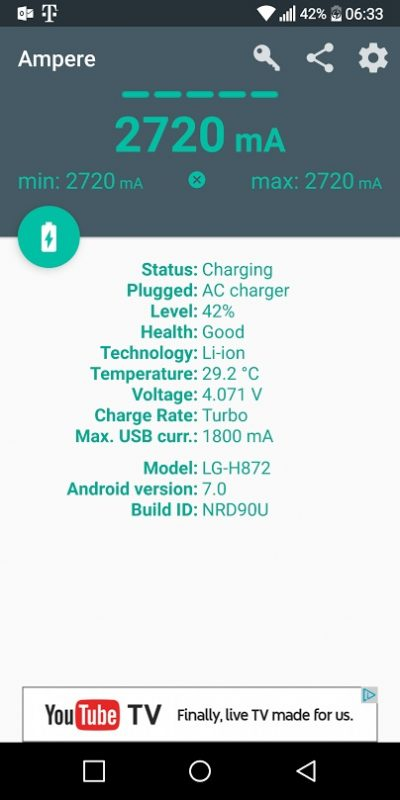 How to Test Your Android Phone's Charging Speed 2