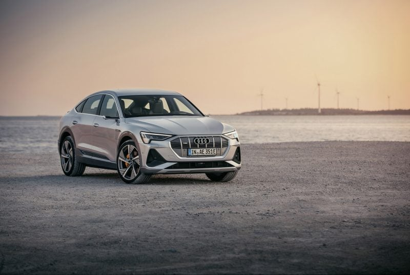 Audi e-tron Production Suspended 1