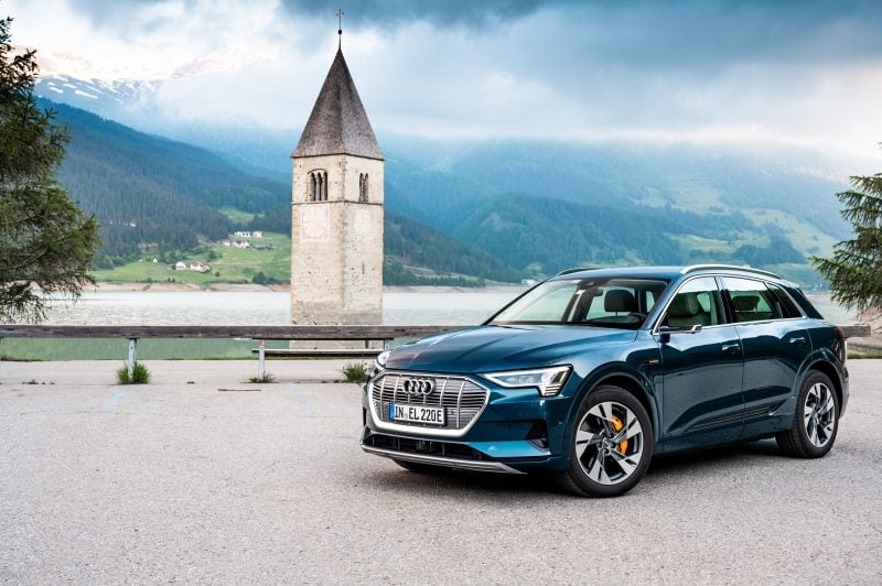 Audi e-tron Production Targets Cut by More than 10,000 Units 1