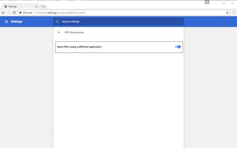 How to Disable Chrome PDF Viewer 2