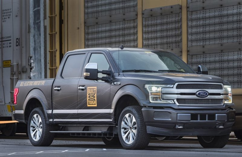 Ford Hybrid, Electric F-150 Pickup Truck to be Built in Dearborn, Michigan 1