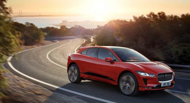 Jaguar I-Pace Production Suspended 1