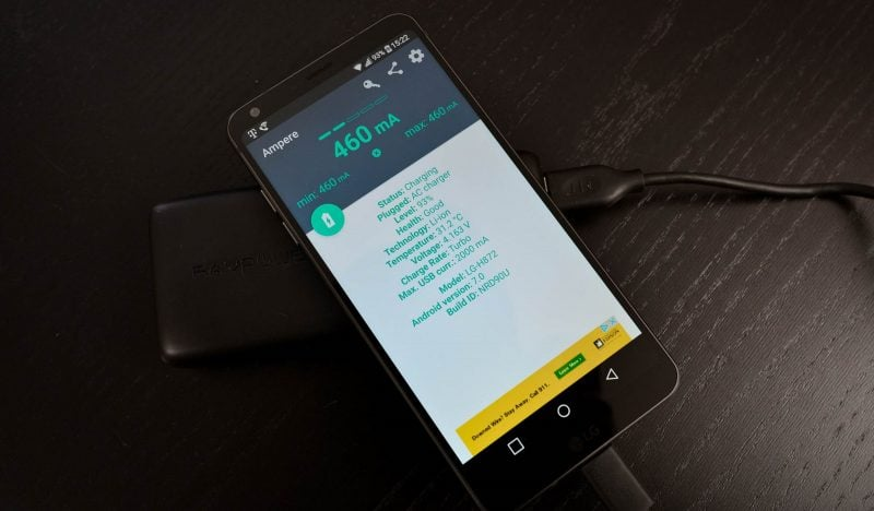 How to Test Your Android Phone's Charging Speed 1