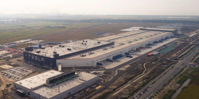 Tesla Giga Shanghai (Gigafactory 3)