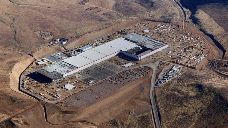Tesla Giga Nevada (Gigafactory 1)