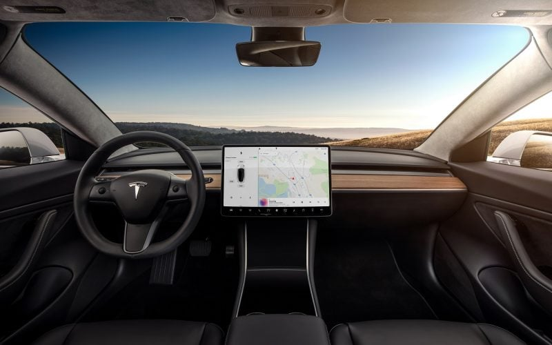 Tesla MCU2 Infotainment Upgrade Available Soon for $2,500 1