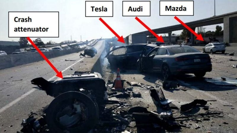 NTSB Releases Details of Two Tesla Autopilot Accidents 1