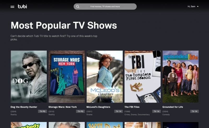 How to Watch TV Shows Online Free 2