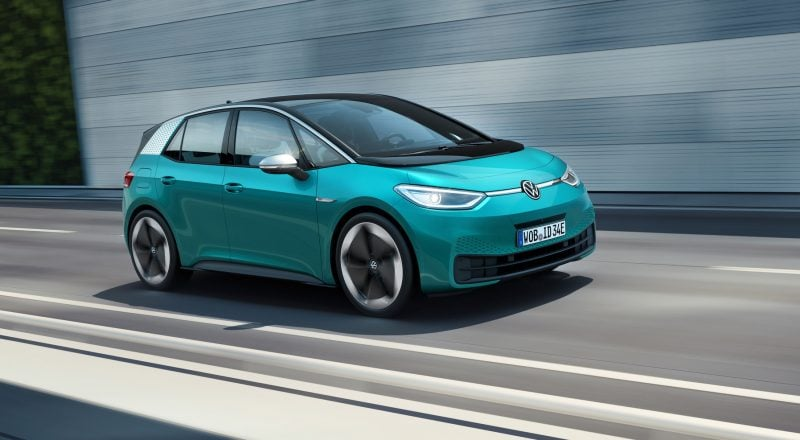 VW ID.3 Deliveries May Start Next Month, Well Ahead of Schedule 1