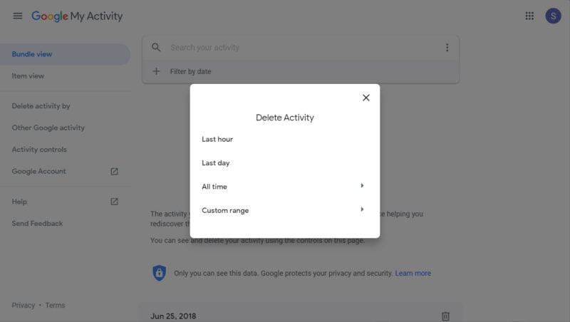 Google My Activity: What it is and How to Delete It 4
