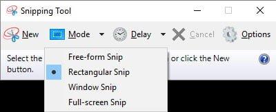 How to Take a Screenshot on a Windows PC 5