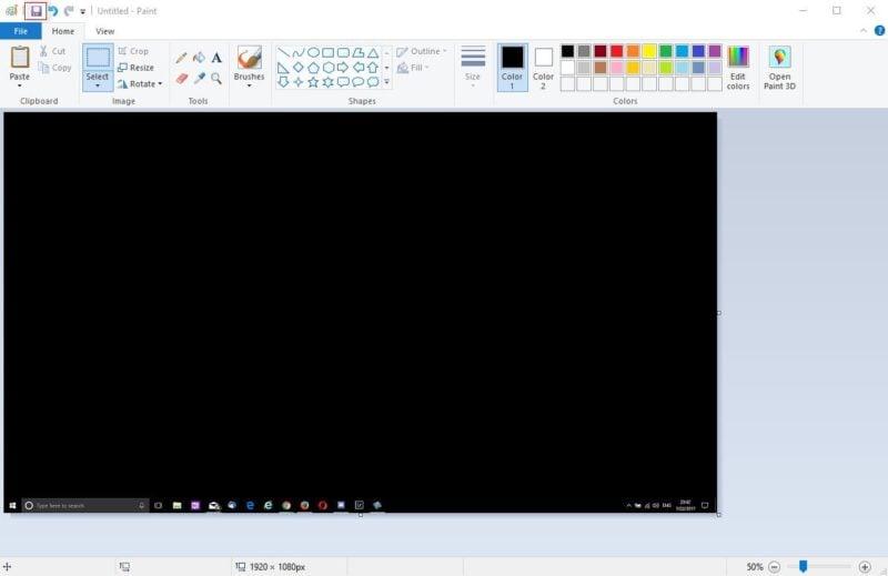 How to Take a Screenshot on a Windows PC 3