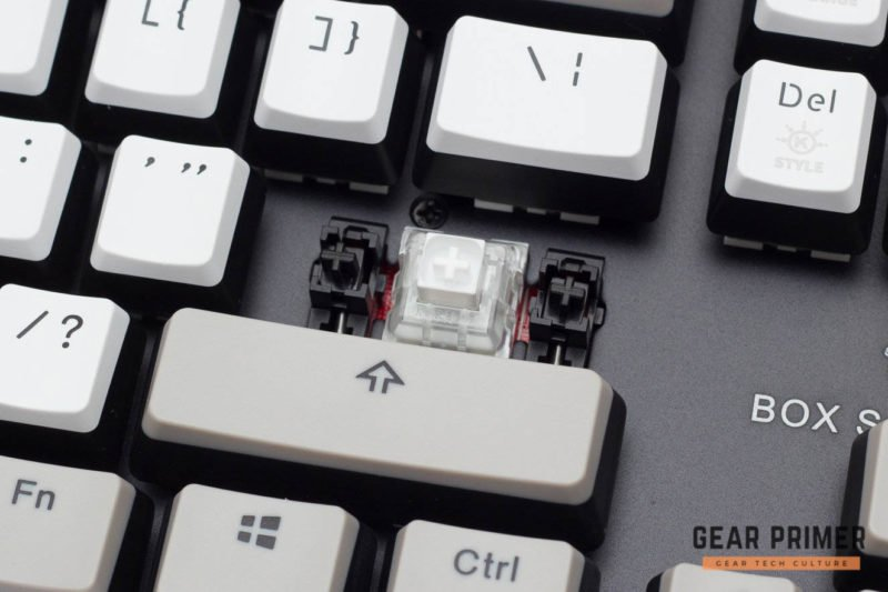 Kailh BOX Switch Review 4