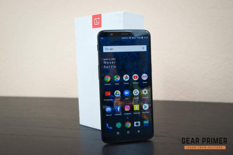 OnePlus 5T Review 1