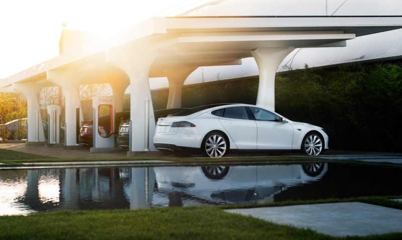 Tesla Supercharger Station Deployments Reach 1,821, Stalls Reach 16,104 1
