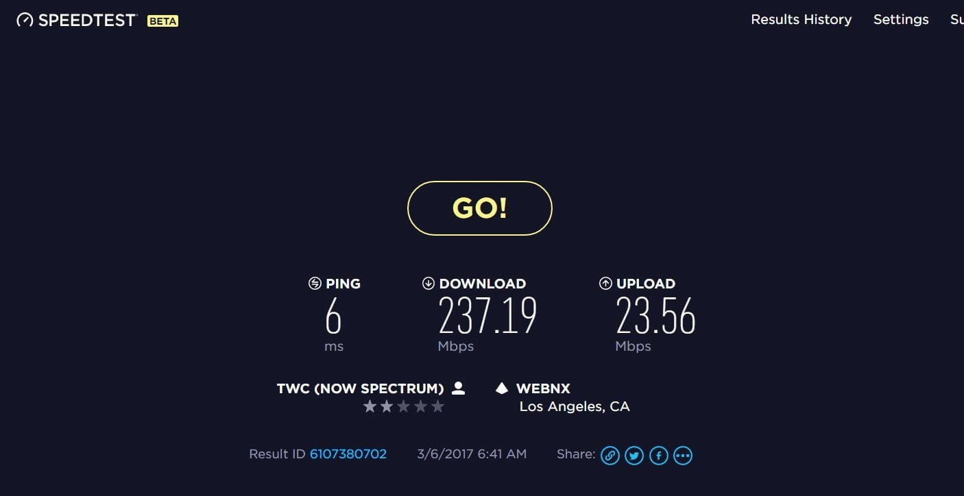 How To Test Internet Speed Ping Jitter And What Do These Numbers Mean Gear Primer